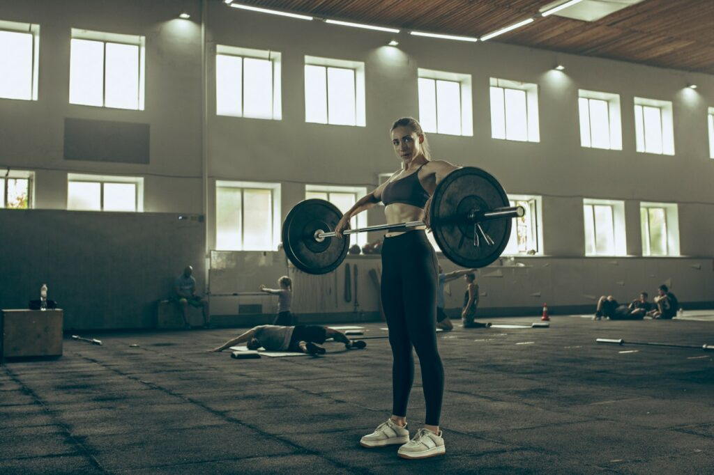 Pourquoi vous ne devriez jamais essayer le CrossFit ® femme