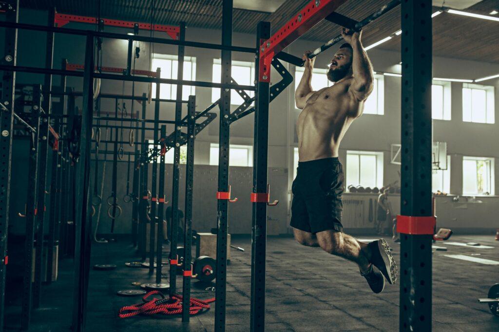 Pourquoi vous ne devriez jamais essayer le CrossFit ® pull ups