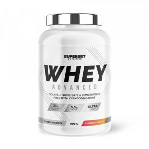 whey nutrition crossfit